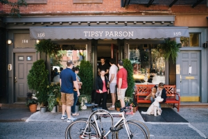 Exterior Tipsy Parson Storefront