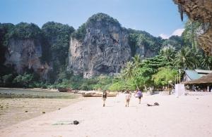 A beach paradise in Krabi